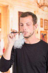 e-sigaret roken
